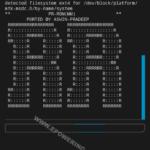 Změna systému android