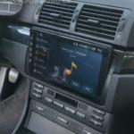BMW e46 - android radio