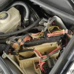 BMW E46: Dovybavení volantu s multifunkcí